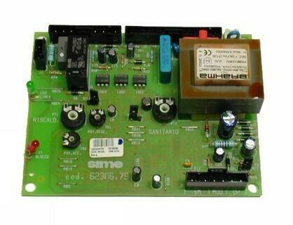 Scheda elettronica friendly format technyl 6230679