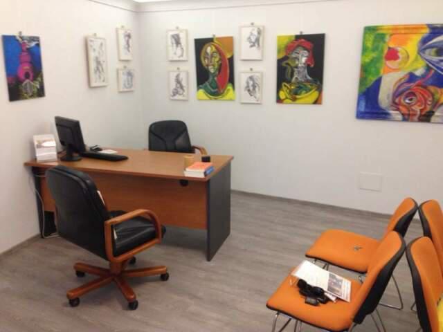Ufficio/studio in affitto in coworking