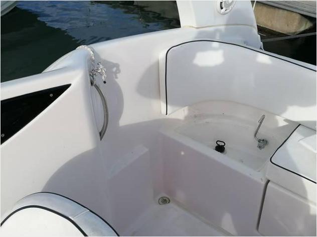 Barca a motore aletta mare focus 22 anno2006 lunghezza mt7