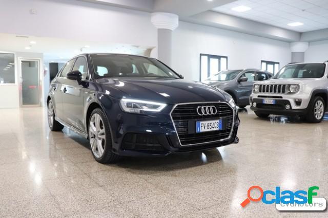 Audi a3 sportback diesel in vendita a maracalagonis (cagliari)