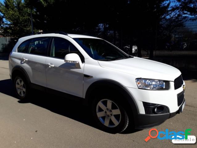 Chevrolet captiva diesel in vendita a roma (roma)