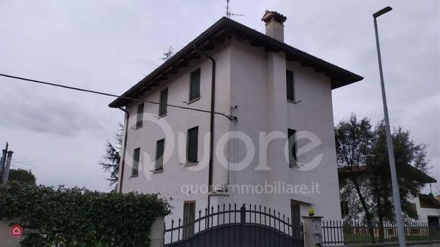 Casa indipendente di 150mq in via varmo 33 a udine