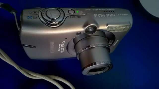 Fotocamera canon digital ixus 960 is titanium