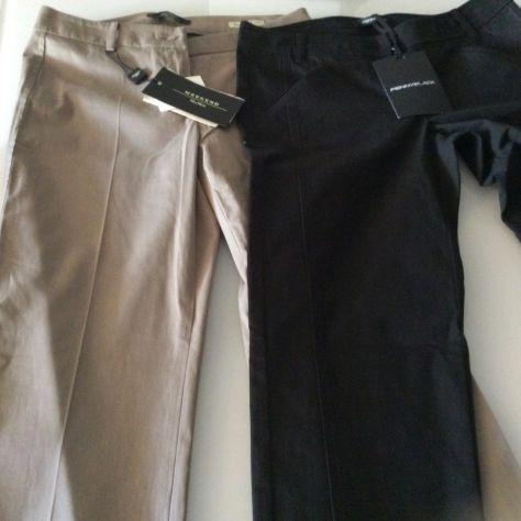 Pantaloni nuovi max mara e penny black
