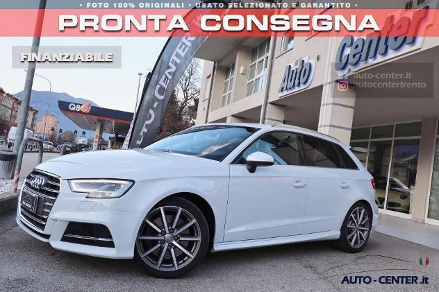 Audi a3 s3 spb 2.0 tfsi quattro s tronic matrix virtual b&o