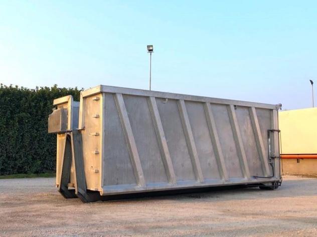 Container in alluminio rif. 13062667