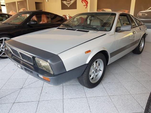 Lancia - beta montecarlo - 1983