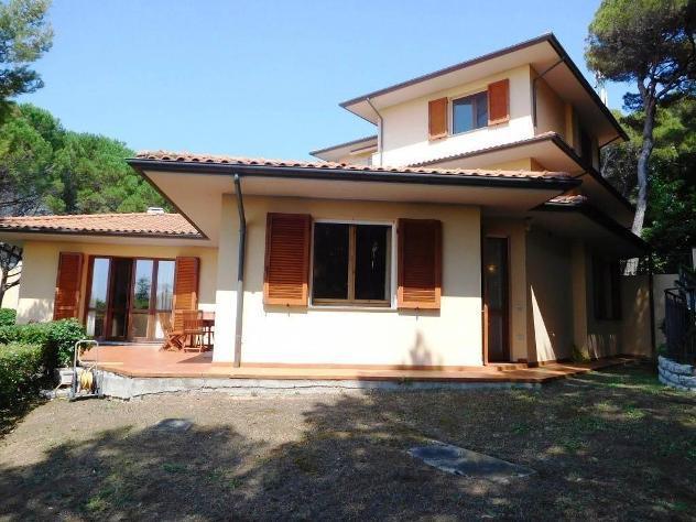 Villa singola in vendita a castiglioncello - rosignano