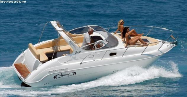 Barca a motoresaver riviera 24 (207 h) anno2008 lunghezza
