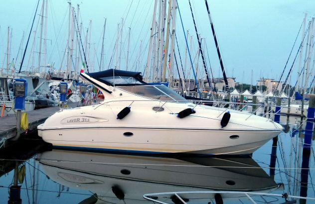 Vendo barca motore