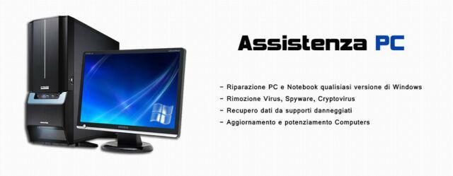 Assistenza informatica riparazione computer