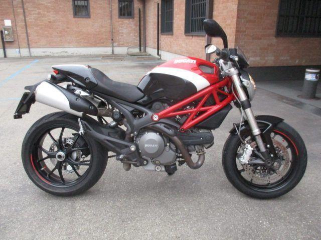 Ducati monster 796 depotenziato