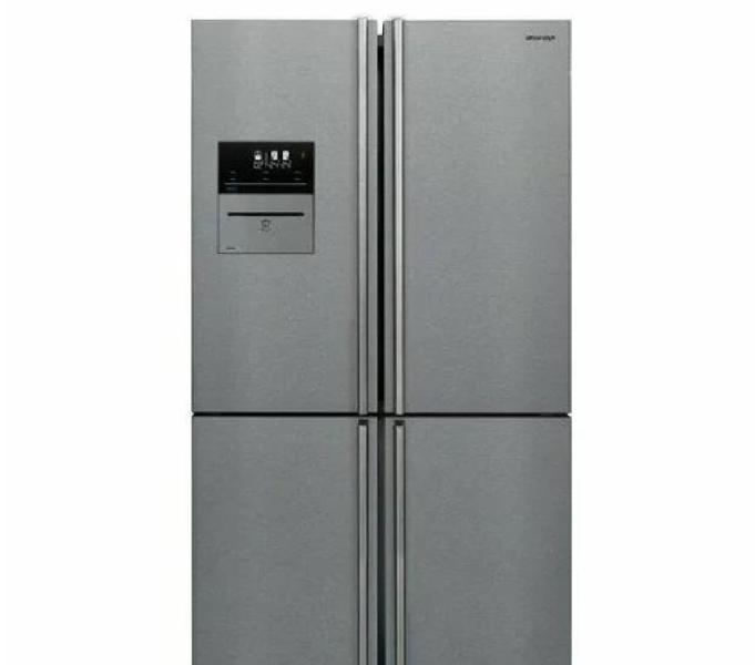 Sharp sj-f2560evi frigorifero 4 porte 554 lt classe a++ acci