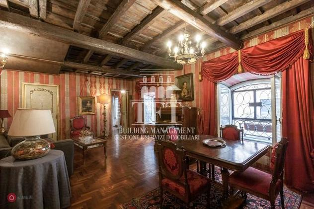 Appartamento di 80mq in via del leone a roma