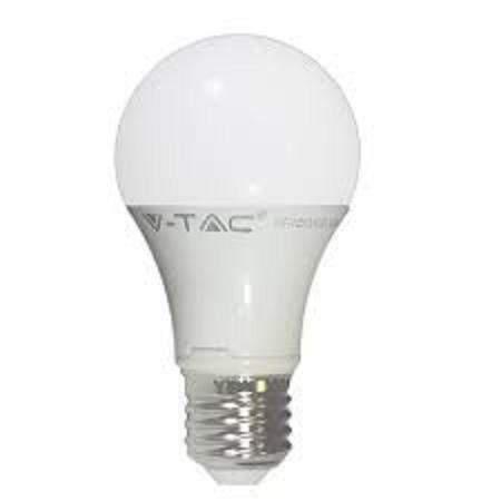 Lampadina LED V-TAC 10 W 60W Sfera 806 Lm Luce Calda Fredda Naturale Base E27