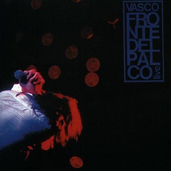 Vasco rossi - fronte del palco - live