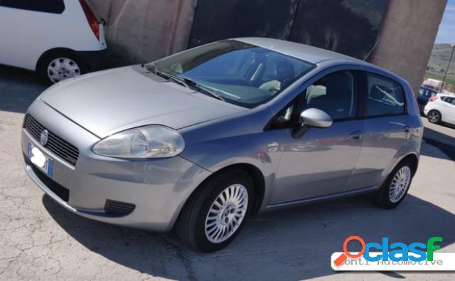 Fiat grande punto in vendita a villafrati (palermo)