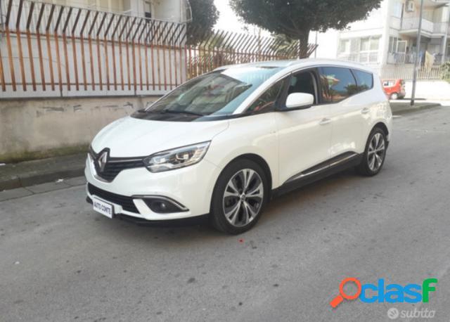 Renault grand scénic diesel in vendita a casavatore (napoli)