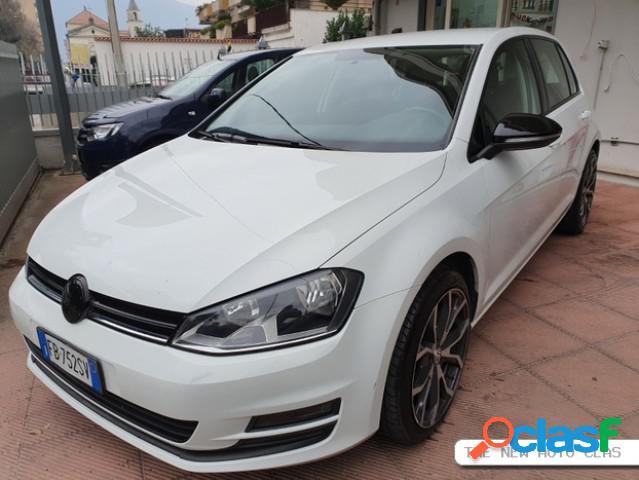Volkswagen golf diesel in vendita a roccapiemonte (salerno)
