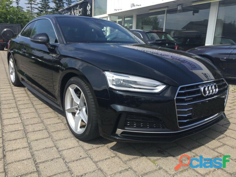 2017 Audi A5 2.0 TFSI S tronic quattro S line panorama