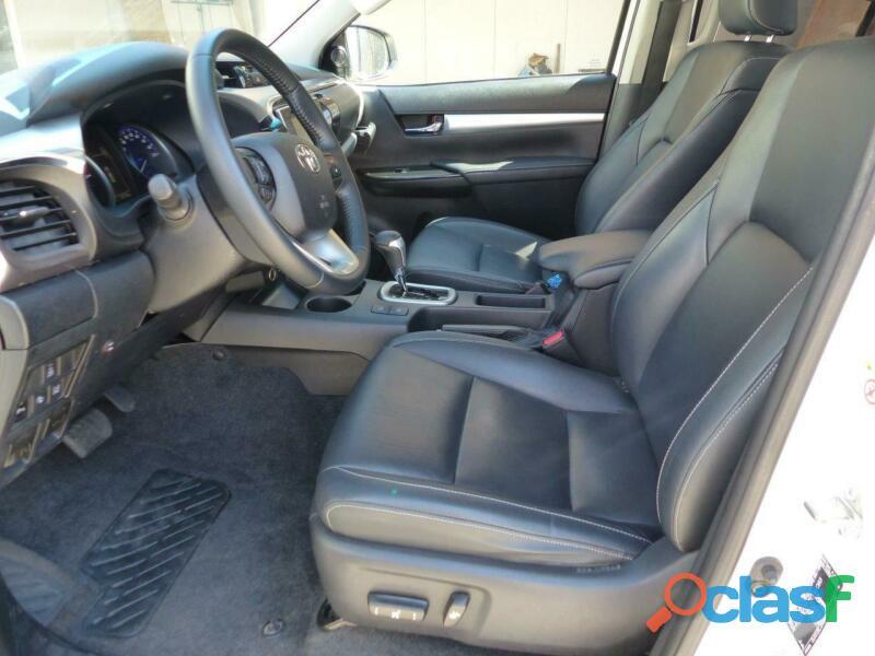 2017 Toyota Hilux Double Cab Autom.4x4 Executive Navi 4