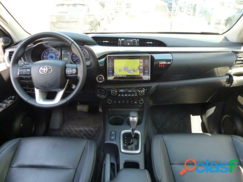 2017 Toyota Hilux Double Cab Autom.4x4 Executive Navi 1