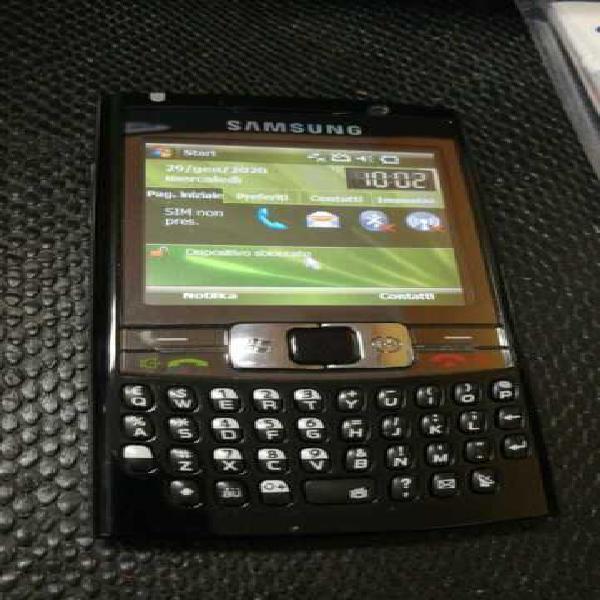 Nokia 6230i edge + nokia 6600 + samsung sgh-i780 con scatola