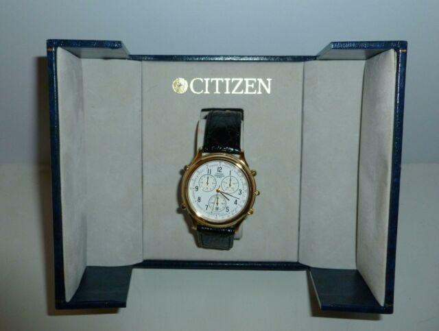 Orologio citizen chronograph alarm 3510-y59294