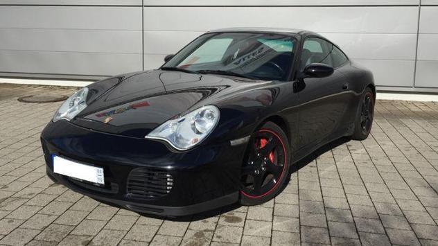Porsche - 911 carrera 4s - 2002