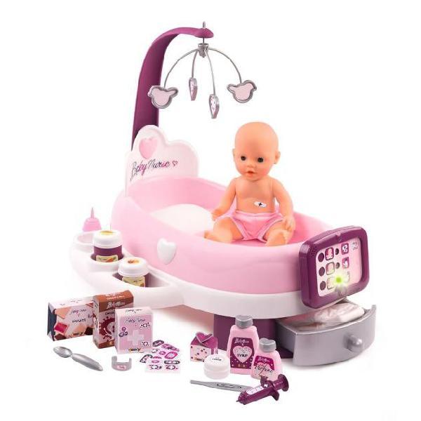 Smoby gioco infermiere elettronico baby nurse