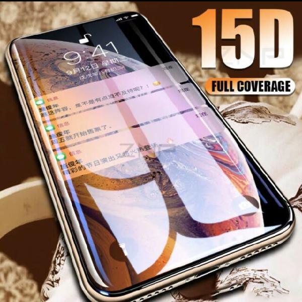 Vetro protettivo per iphone da 6 a xs max