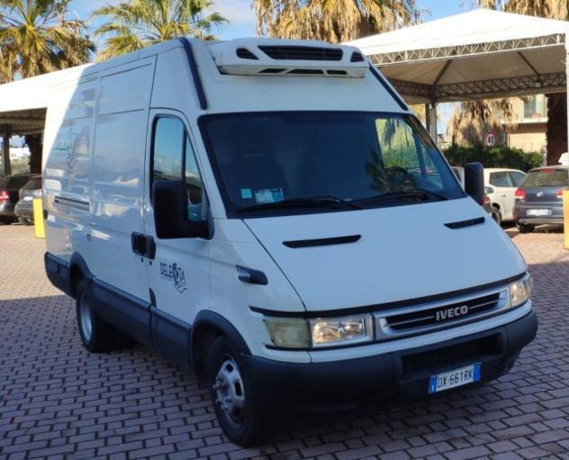 Iveco ecodaily 35c12 2.3 hpi pc-tm frigorifero rif. 13073596