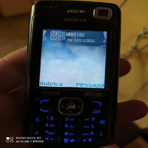 Nokia n70 vintage