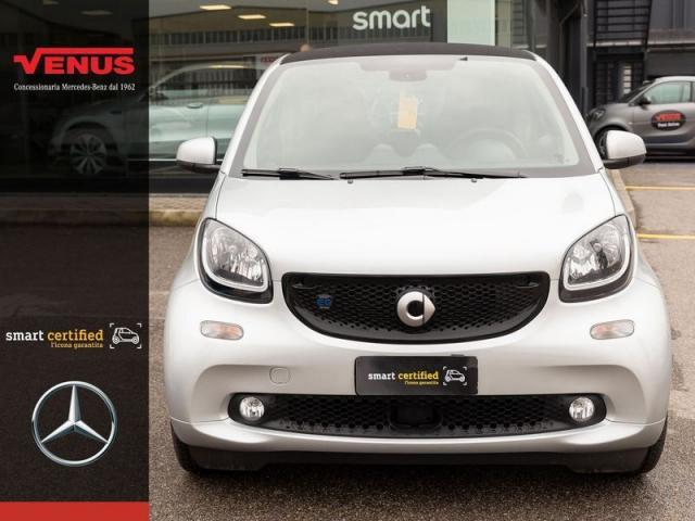 Smart 2015 elettrica electric drive passion