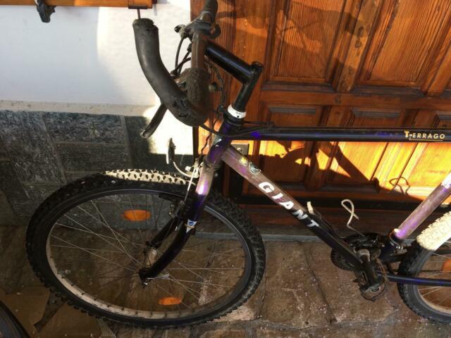 Bici mountainbike giant