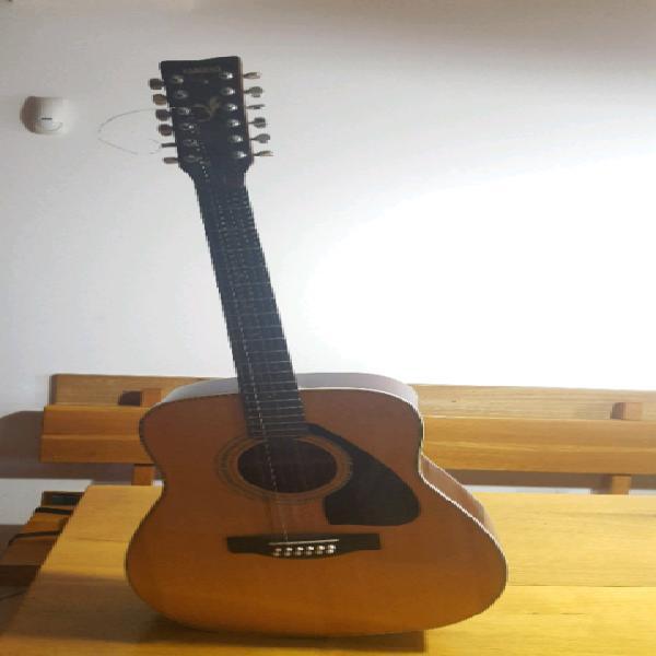 Chitarra acustica 12 corde yamaha