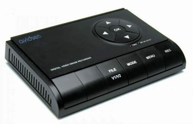 Nuovo registratore video digitale avidsen dvr + motion