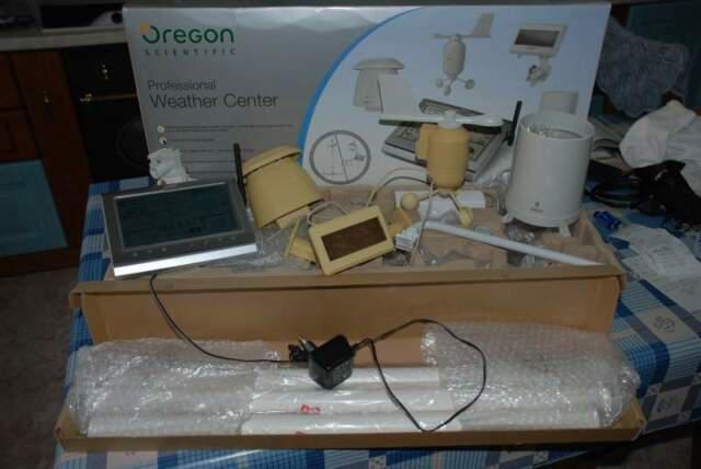 Oregon scientific stazione meteo professionale wmr200