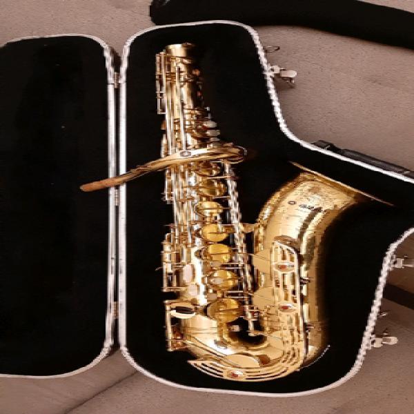 Sax tenore yamaha yts 61 purple logo
