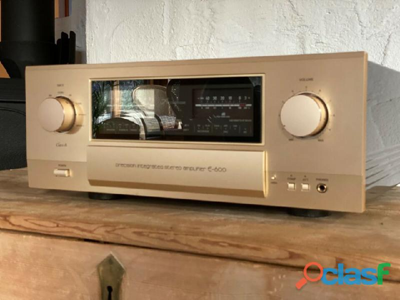 Amp.accuphase e 600 230v