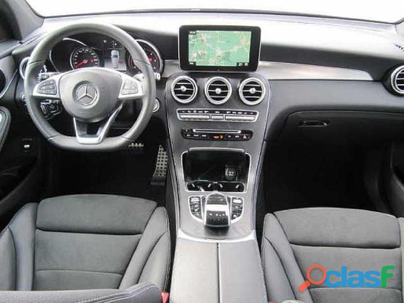 Mercedes benz glc 220d 4matic amg pack