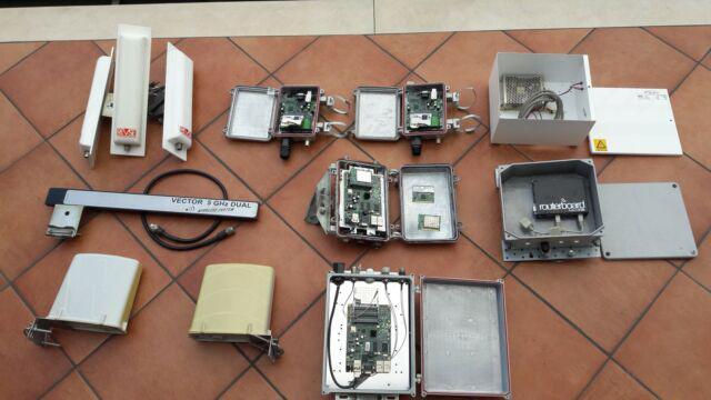 Apparati wireless mikrotik