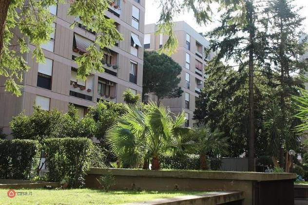 Appartamento di 90mq in via giuseppe chiovenda a roma