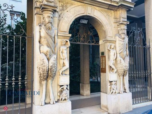 Ufficio di 180mq in via della guastalla a milano