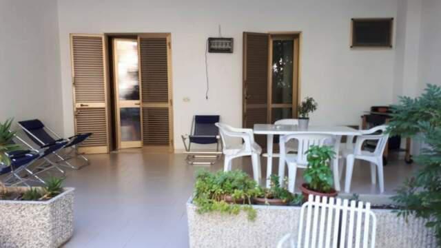 Appartamento piano terra villetta bifamiliare