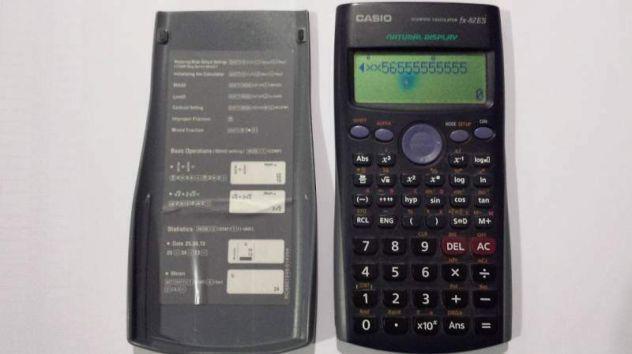 Casio fx (82es - natural display)
