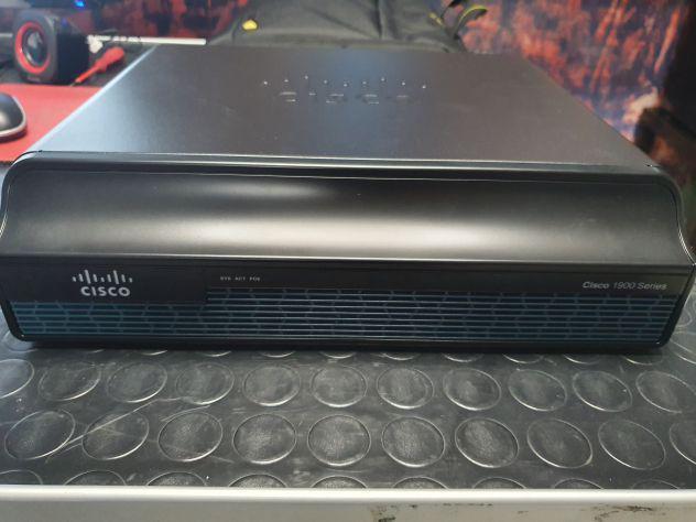 Cisco-1900-serie-cisco1941/k9 v04 router servizi integrati