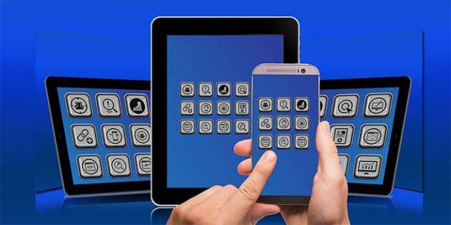 Corso per l'uso di smartphone/tablet iphone/ipad