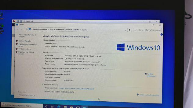 Laptop hp 8470p