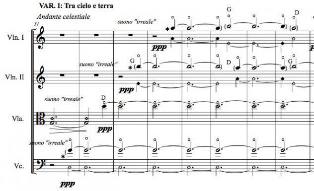 Lezioni (via skype) di composizione, armonia, analisi e